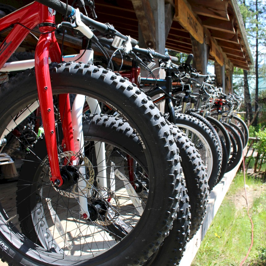 Ride the Methow