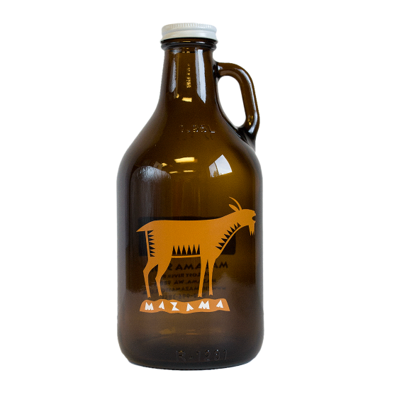 Mazama Mini Growler