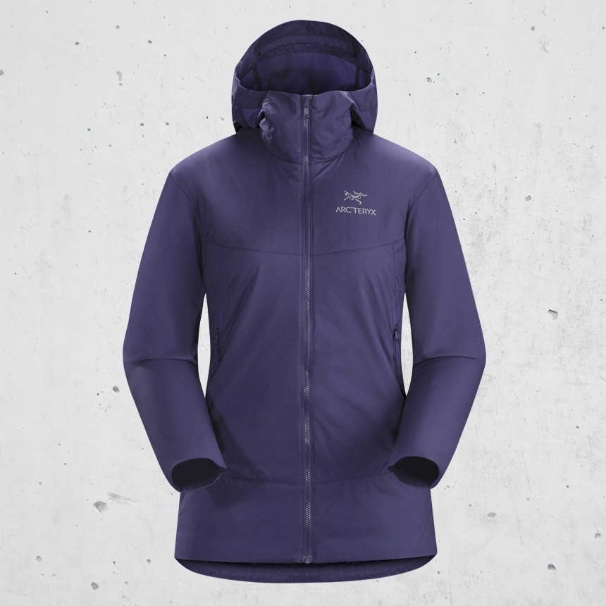 Arcteryx is here